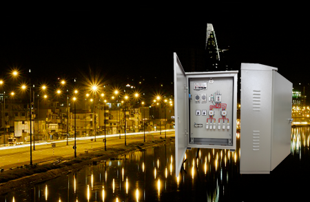 Tủ điện chiếu sáng công cộng, tủ điện công nghiệp