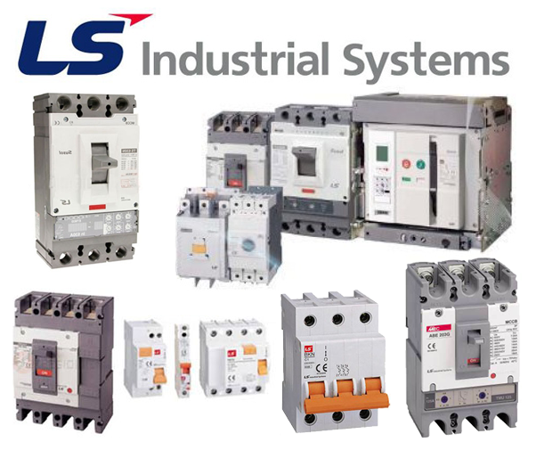 Thiết bị điện LS, thiết bị đóng cắt LS, ACB, MCCB, MCB, RCCB, ELCB, Contactor, Rơ le nhiệt