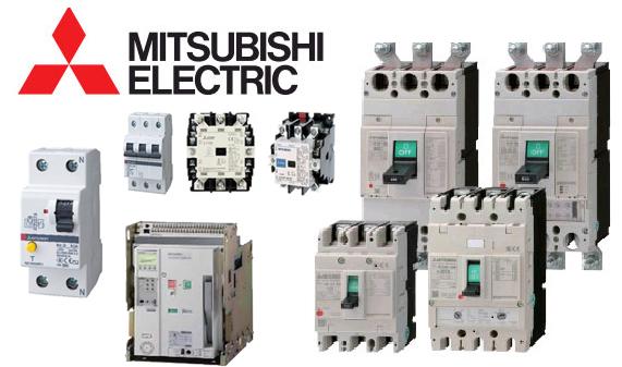 Thiết bị điện Mitsubishi, Thiết bị đóng cắt, Aptomat, ACB, MCCB, MCB, ELCB, RCCB, RCBO, Contactor, Rơ le nhiệt